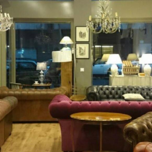 Sofa Chester Madrid